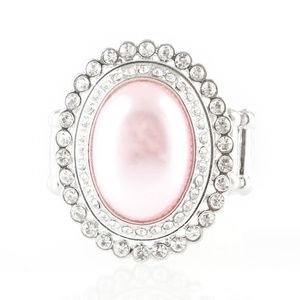 Opulently Olympian - Pink Ring
